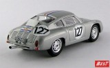 BEST9580 - PORSCHE 356B CARRERA GTL ABARTH - Tour de France 1961 - Bouchet / Aury