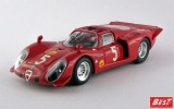 BEST9585 - ALFA ROMEO 33.2 - Montlhry 1969 - Larrousse / Verrier