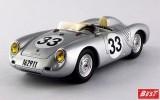 BEST9586 - PORSCHE 550 RS - Le Mans 1957 - Herrmann / Frankenberg