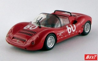 "BEST9588 - ABARTH SP 1000 - Monza 1968 - ""Pal Joe"" / Botalla"