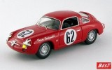 BEST9617 - FIAT ABARTH 750 - 12h Sebring 1959 - Cussini / Cattini