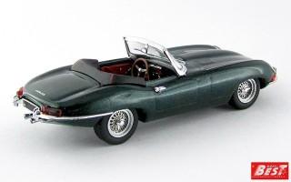 BEST9618 - JAGUAR E TYPE SPYDER - 1962 - Adriano Celentano