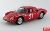 BEST9622 - FERRARI 250 LM - Monza 1964 - Nino Vaccarella