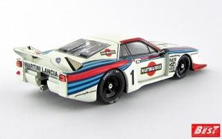 BEST9623 - LANCIA BETA MONTECARLO - 6 Hours Watkins Glen 1981 - Patrese / Alboreto