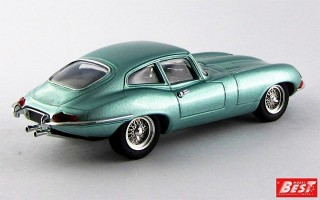 BEST9626 - JAGUAR E TYPE COUPE' -