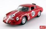 BEST9634 - PORSCHE 356B CARRERA GTL ABARTH - Rossfeld Hill Climb 1963 - H. MŸller