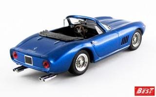 BEST9636 - FERRARI 275 GTB-4 NART - Steve McQueen