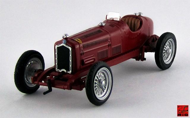 RIO4005 - ALFA ROMEO P3 - 1932 - Prova