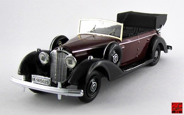 RIO4021 - MERCEDES 770 - 1938 - Open cabriolet