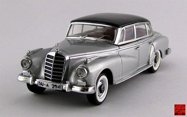 "RIO4090/1 - MERCEDES 300 L - 1951 - ""Adenauer"""