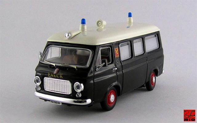 RIO414102 - FIAT 238 - Ambulance Falk Denmark