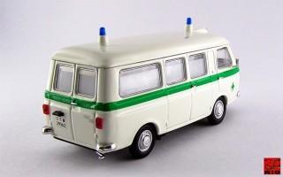 RIO414111 - FIAT 238 - Ambulanza Croce Verde Lugano