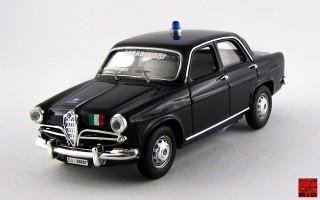 RIO4149 - ALFA ROMEO GIULIETTA BERLINA T.I. - 1959 - Carabinieri