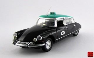 RIO4152 - CITROEN DS 19 - 1963 - Taxi Portogallo
