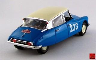 RIO4153 - CITROEN DS 19 - 1963 - Rallye Monte Carlo 1963 - Pauli / Anssi