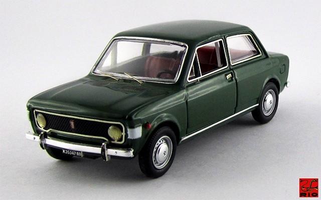 Rio4161 Fiat 128 2 Porte 1969 M4 Di Della Santa Mariella