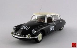 RIO4162 - CITROEN DS 19 - Mille Miglia 1957 Roze / Dubessay