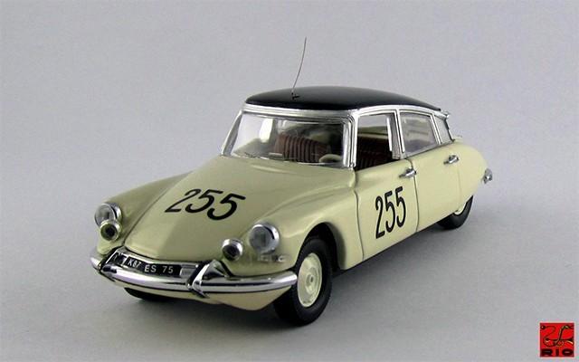 RIO4164 - CITROEN DS 19 - Mille Miglia 1957
