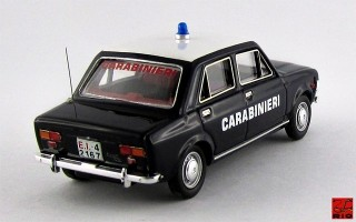 RIO4166 - FIAT 128 - 4 PORTE - Carabinieri