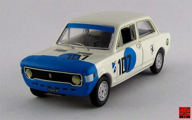 RIO4168 - FIAT 128 - 2 PORTE - Monza 1971 - Vimercati