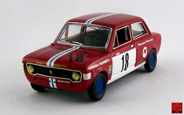 RIO4175 - FIAT 128 - 2 PORTE - Salisburgo 1971 - W. Donˆ