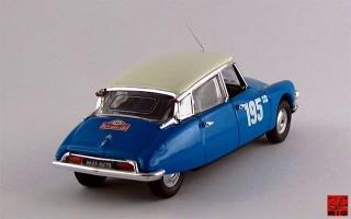 RIO4176 - CITROEN DS 21 - Montecarlo 1966 - Toivonen /Mikandre