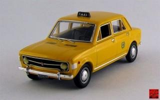 RIO4179 - FIAT 128 - 4 PORTE - 1971 - Taxi Milano