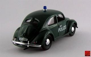 RIO4181 - VOLKSWAGEN MAGGIOLINO - 1953 - Polizia