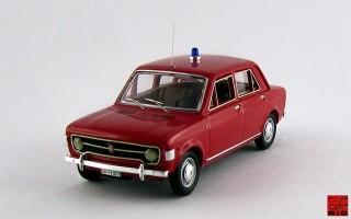 RIO4186 - FIAT 128 - 4 PORTE - 1970 - Pompieri