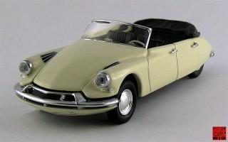 RIO4191 - CITROEN DS 19 - 1960 - Cabrio Reutter