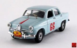 RIO4201 - ALFA ROMEO GIULIETTA BERLINA - Tour de France 1957 Picard / Bonnet