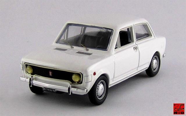 RIO4205 - FIAT 128 - 4 PORTE - 1969 - 2 porte