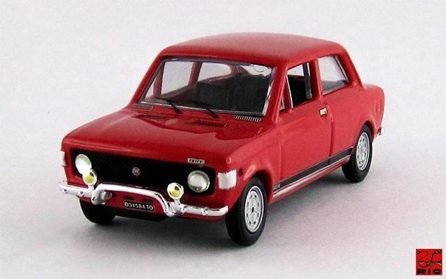 RIO4219 - FIAT 128 RALLY - 1971 - Rally