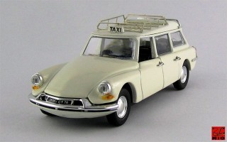 RIO4232 - CITROEN ID 19 BREAK - 1959 - Taxi