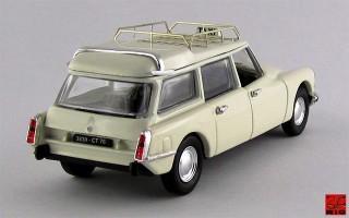 RIO4232 - CITROEN ID 19 BREAK - 1959 - Taxi