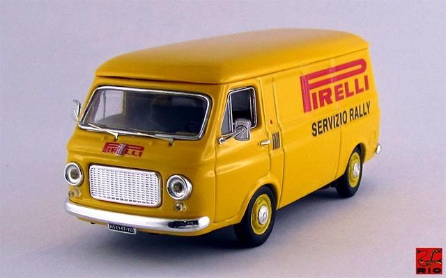 RIO4238 - FIAT 238 - 1971 - Pirelli