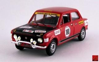 RIO4240 - FIAT 128 RALLY GR.1 - San Martino di Castrozza 1972 - Bettega / Brigantini