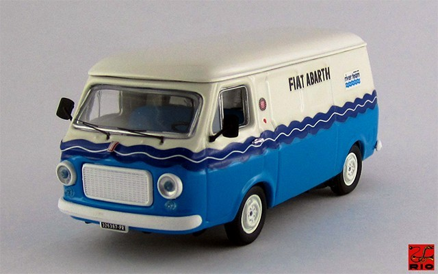 RIO4246 - FIAT 238 - 1972 - Abarth River Team