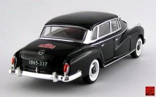RIO4253 - MERCEDES 300 L - Montecarlo 1953 - Lehmann / Sheule