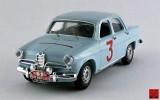 RIO4263 - ALFA ROMEO GIULIETTA BERLINA T.I. - Montecarlo 1960 - Carlsson