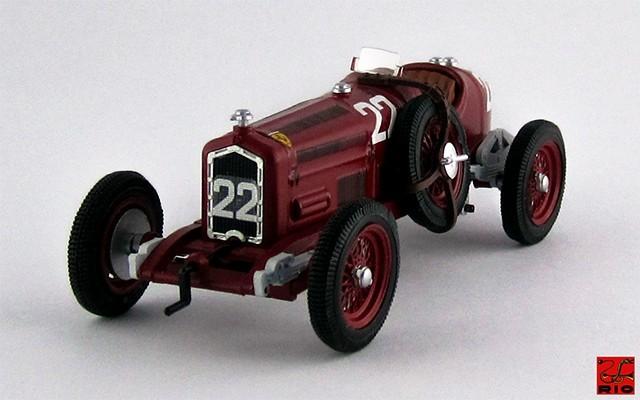 RIO4272 - ALFA ROMEO P3 - Targa Florio 1935 - Chiron
