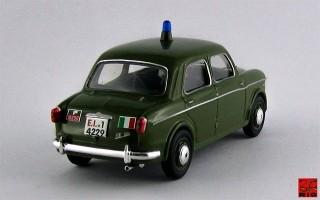 RIO4277 - FIAT 1100 103 TV - 1955 - Carabinieri
