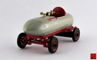 RIO4280 - JENATZY JAMAIS CONTENTE - 1899 - Prima auto elettrica