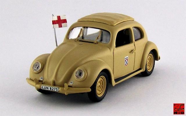 RIO4288 - VOLKSWAGEN MAGGIOLINO - 1945 - Limousine - Praga