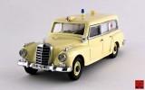 RIO4290 - MERCEDES 300 D - 1961 - Ambulanza