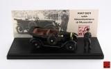 RIO4302/P - FIAT 501 - 1925 - Moschettiere del Duce