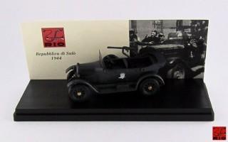 RIO4306 - FIAT 501 - 1944 - Repubblica di Sal˜