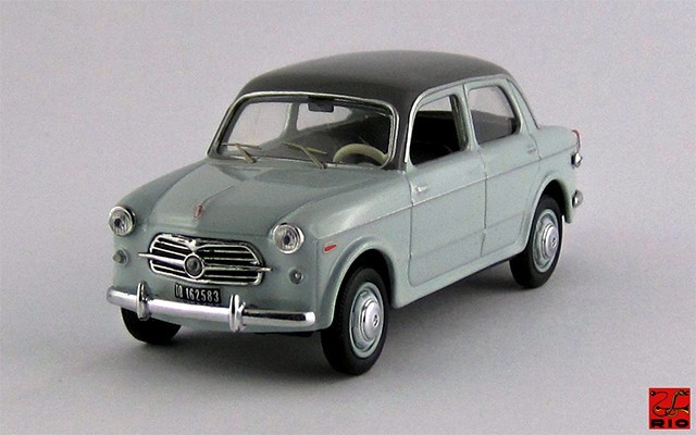RIO4308 - FIAT 1100 103 TV - 1953