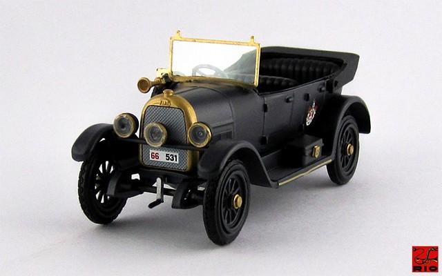 RIO4317 - FIAT 501 - 1915 - Saetta del Re