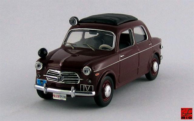 RIO4319 - FIAT 1100 - 1957 - Polizia